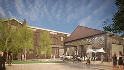 Bennetts Associates divulga o mais recente projeto para King's Cross em Londres