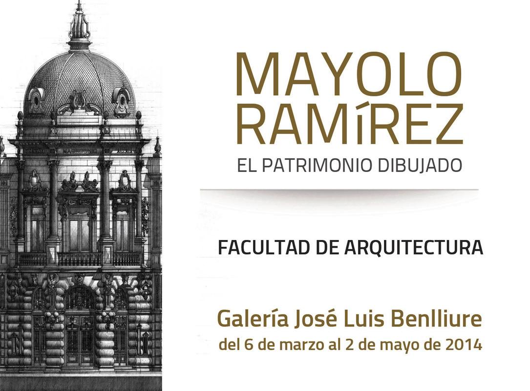 Mayolo Ramirez, el patrimonio dibujado / UNAM