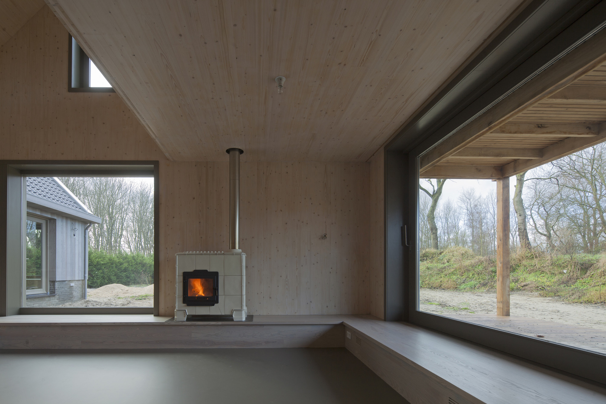 Country House Goedereede / Korteknie Stuhlmacher Architecten, © Luuk Kramer
