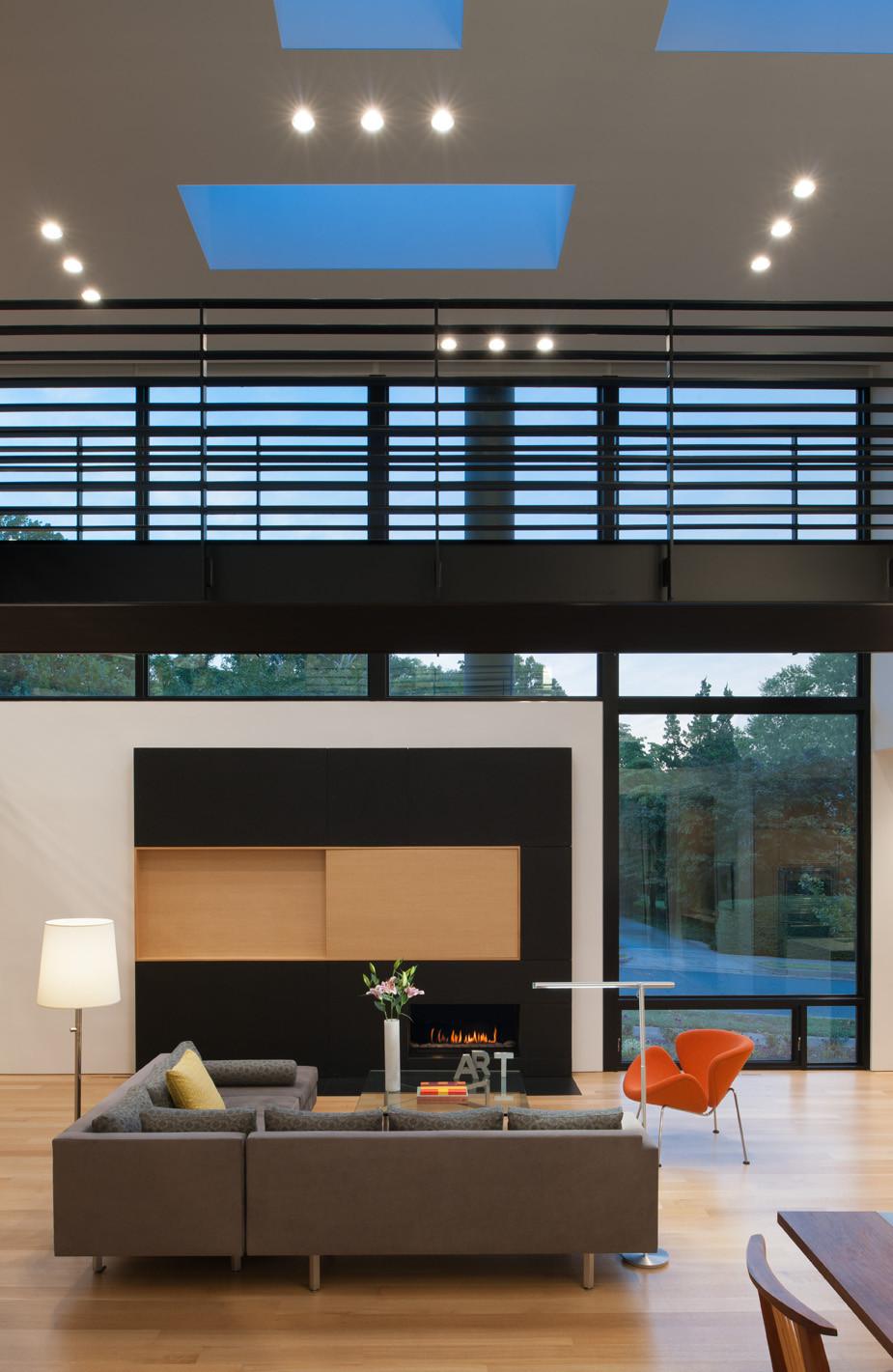 Gallery of komai residence robert m gurney architect 13 - Pavillon residentiel moderne gurney architecte ...
