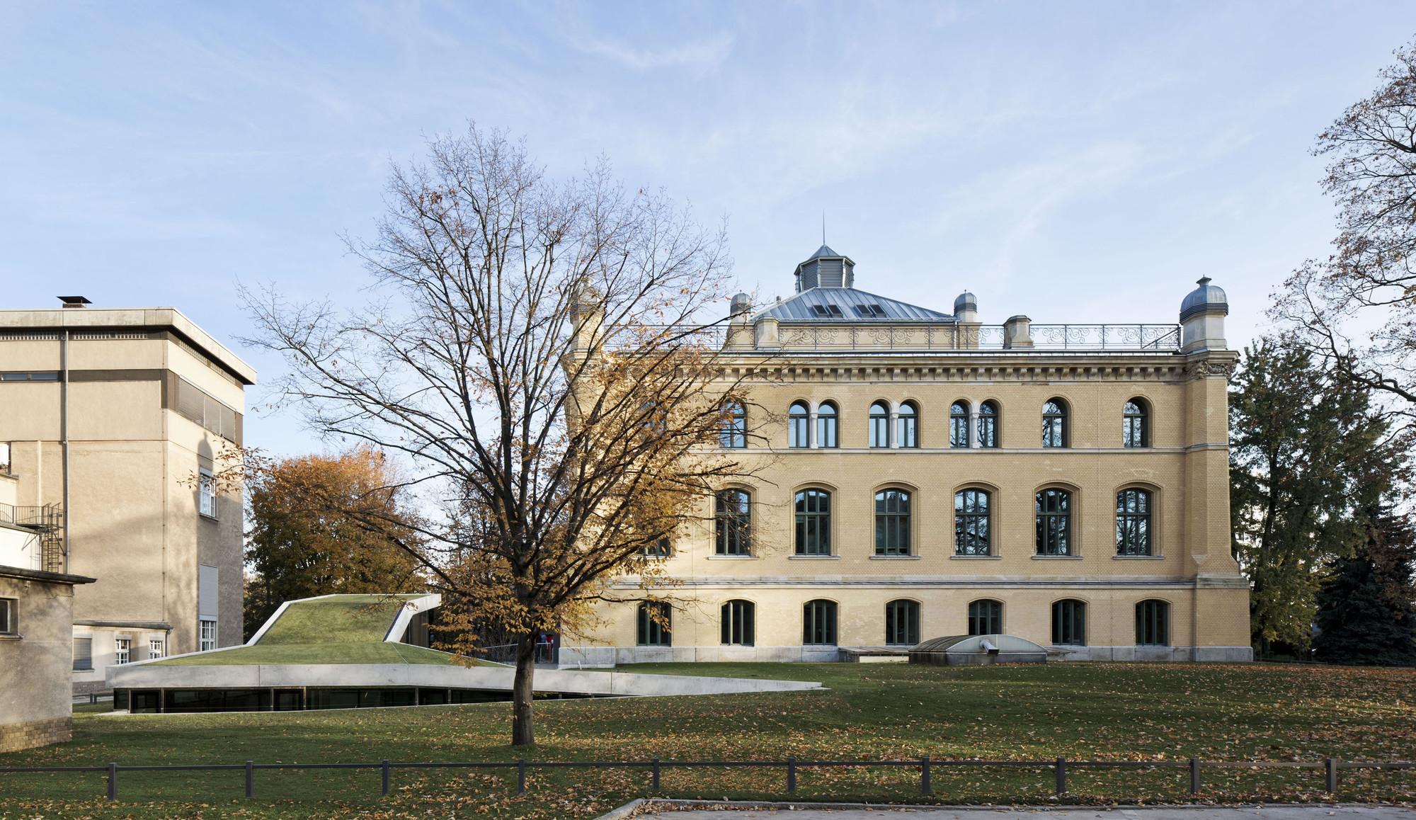 Physikalisch-Technische Bundesanstalt / Huber Staudt Architekten, © Werner Hutmacher