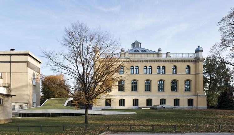 Nuevos Laboratorios para el Instituto PTB / Huber Staudt Architekten, © Werner Hutmacher