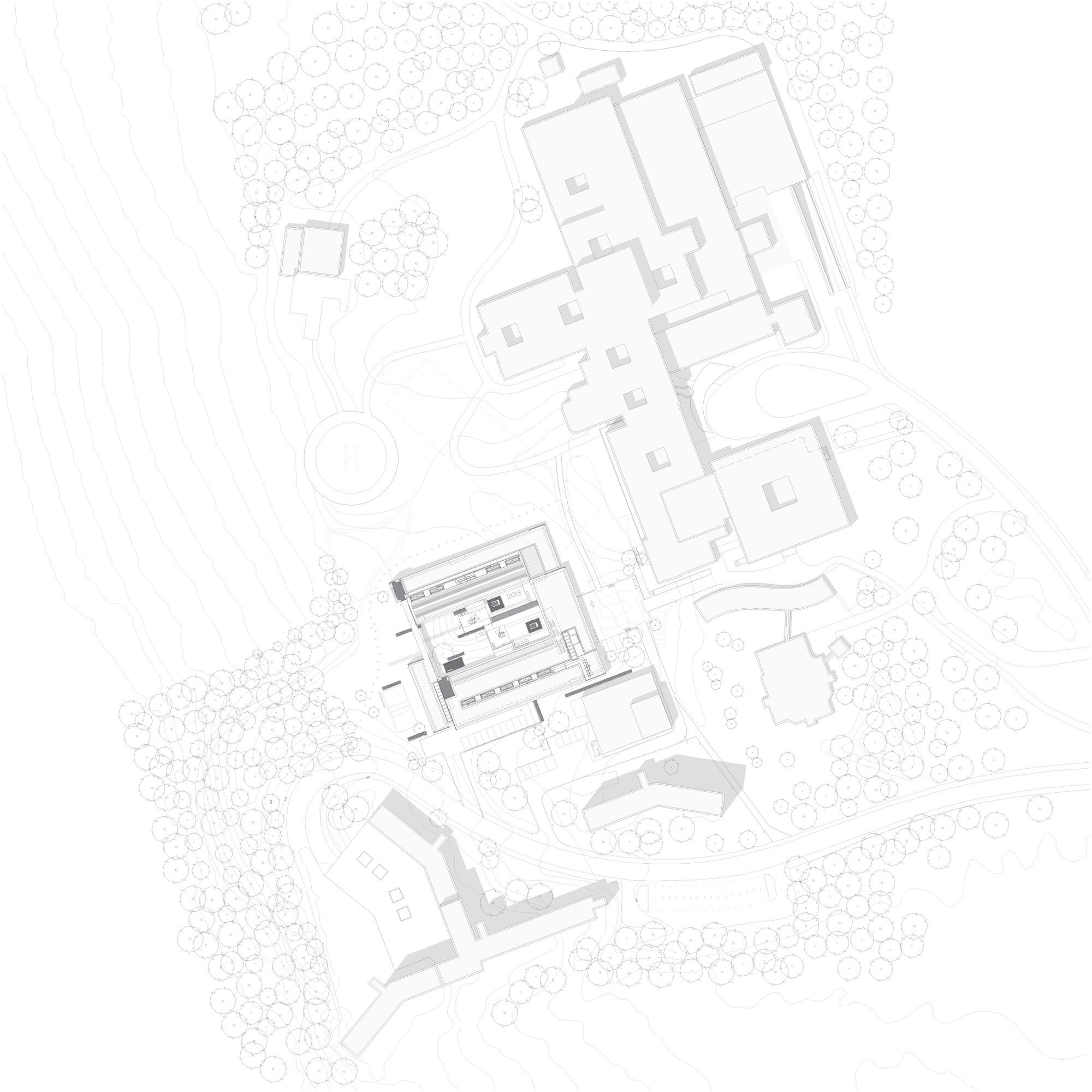 Architekten Friedrichshafen gallery of psychiatric centre friedrichshafen huber staudt