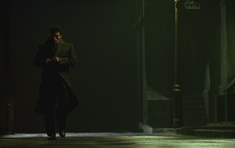 "Cinema e Arquitetura: ""Dark City"""
