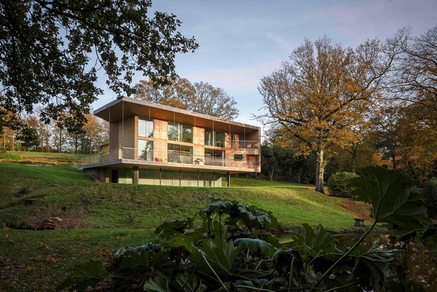 Galeria De Casa Ponte Vermelha Smerin Architects 6