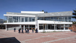 Gerardo Anker Library / L+A arquitectos