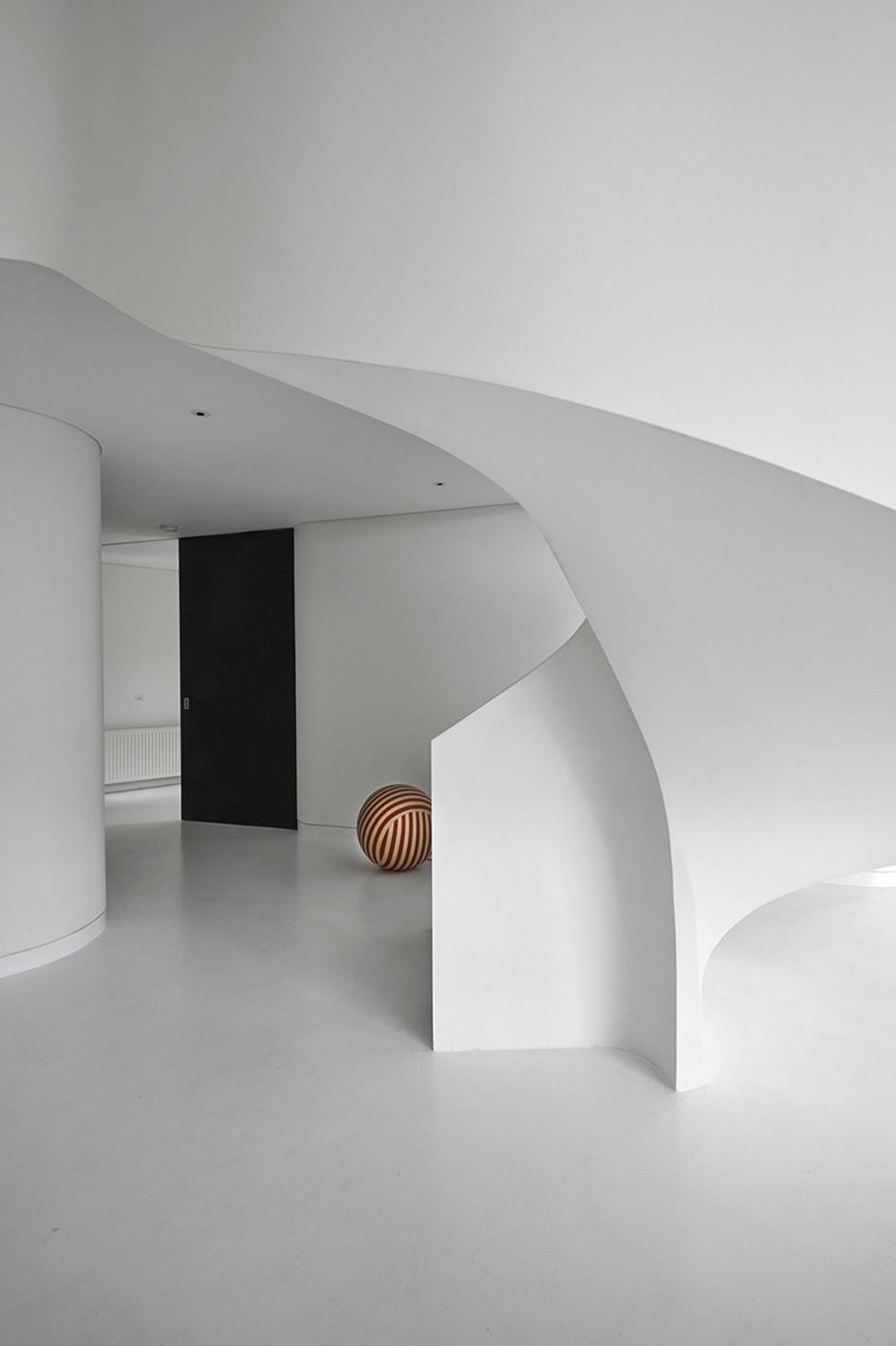 Loft Apartment Melbourne Adrian Amore