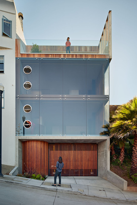Casa do Peter / Craig Steely, © Bruce Damonte