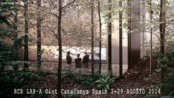 Workshop Internacional RCR LAB•A Laboratorio de Arquitectura y Paisaje / España