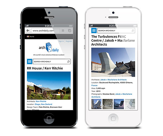 If Architects Love Technology, Why Are Their Websites So Bad? 5 Tips for a Better Site