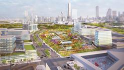 Stoss + SHoP Beat Out Bofill, OMA for Downtown Dallas Re-Design