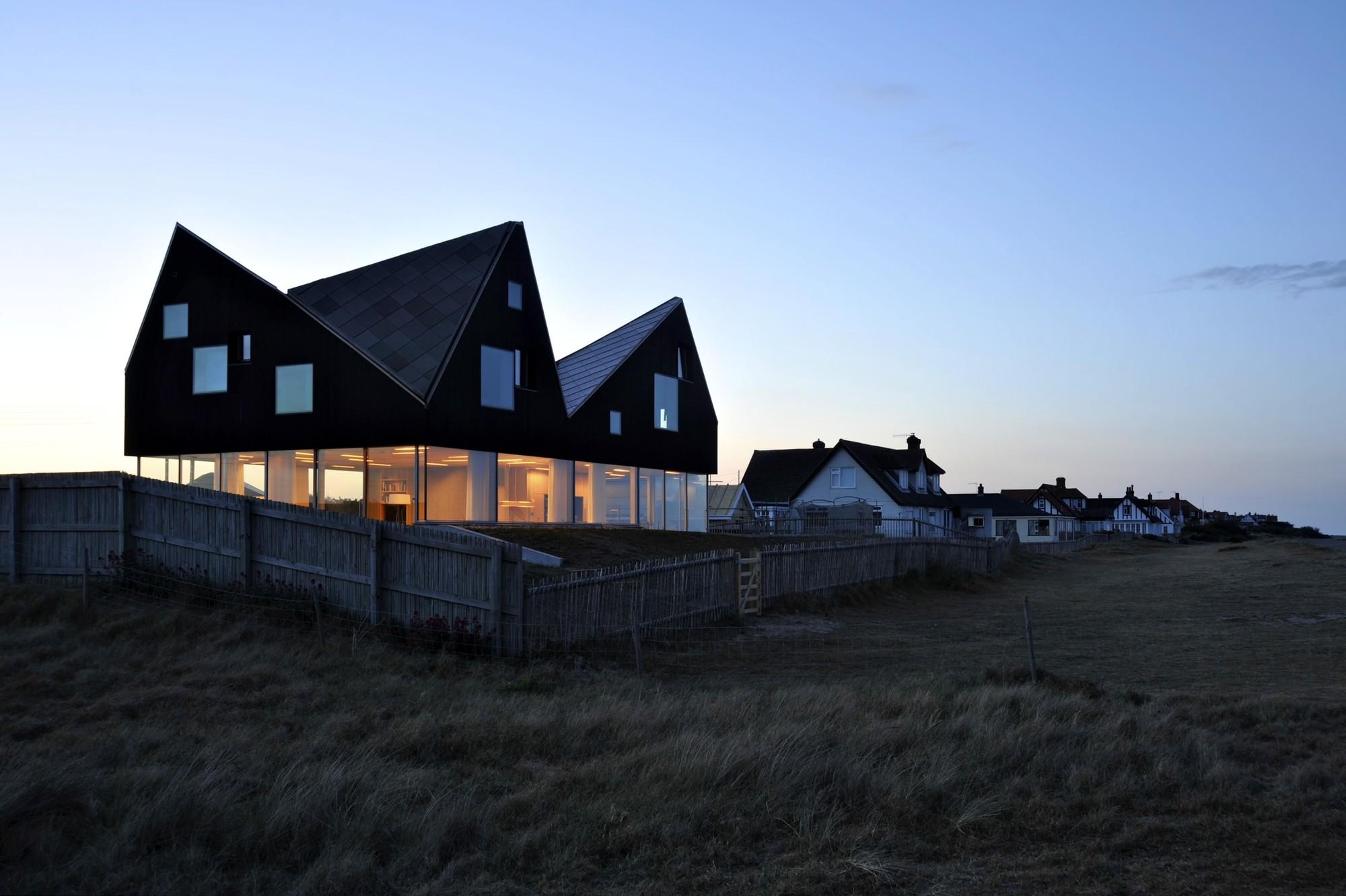 Exhibition: Jarmund / Vigsnæs Architects, Constructing Views 2011-2014, Dune House / © Nils Petter Dale