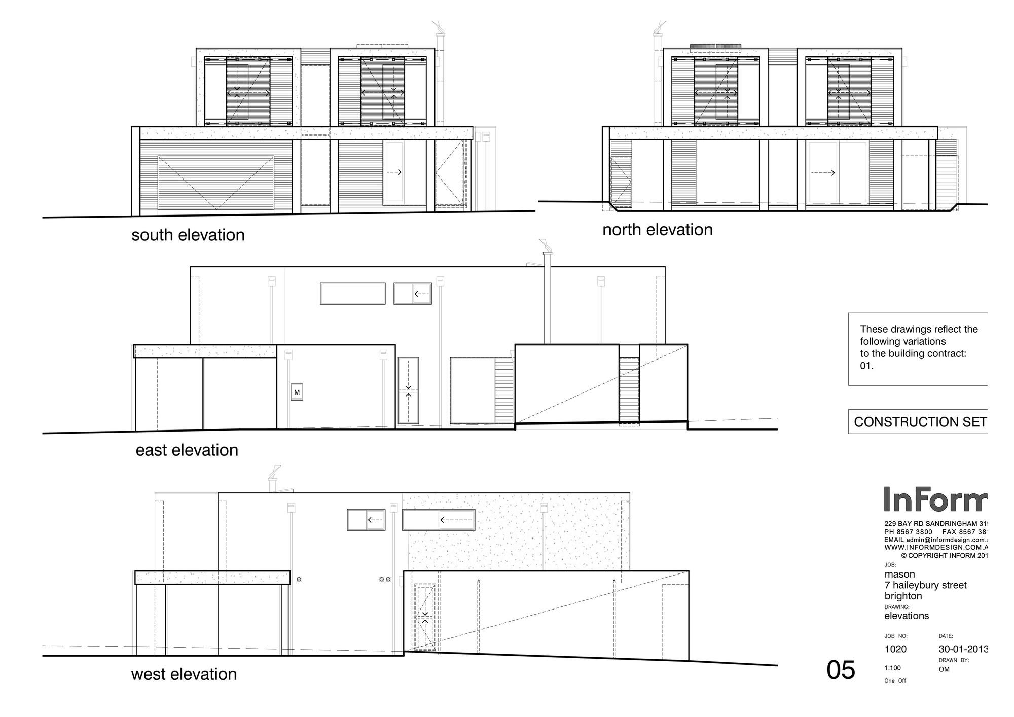 galeria de casa brighton inform 13. Black Bedroom Furniture Sets. Home Design Ideas