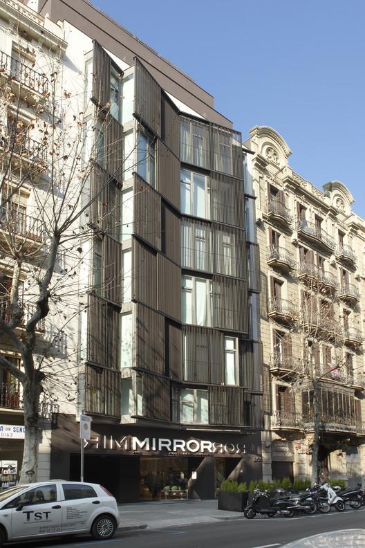 Hotel The Mirror Barcelona / GCA Arquitectes, © Jordi Miralles