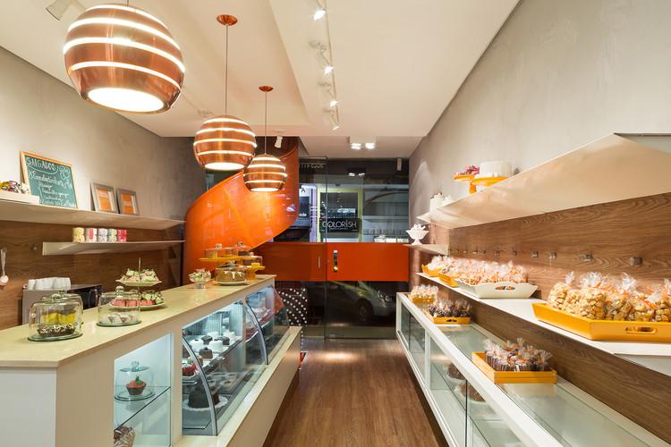 Lale Café e Doceria / Estúdio Mova, © Haruo Mikami