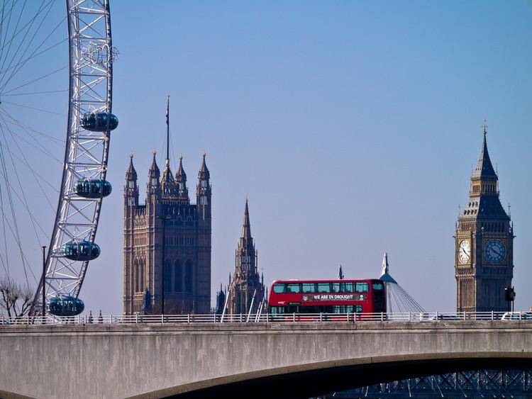 Os icônicos ônibus de Londres completam 60 anos, ©  shirokazan, via Flickr