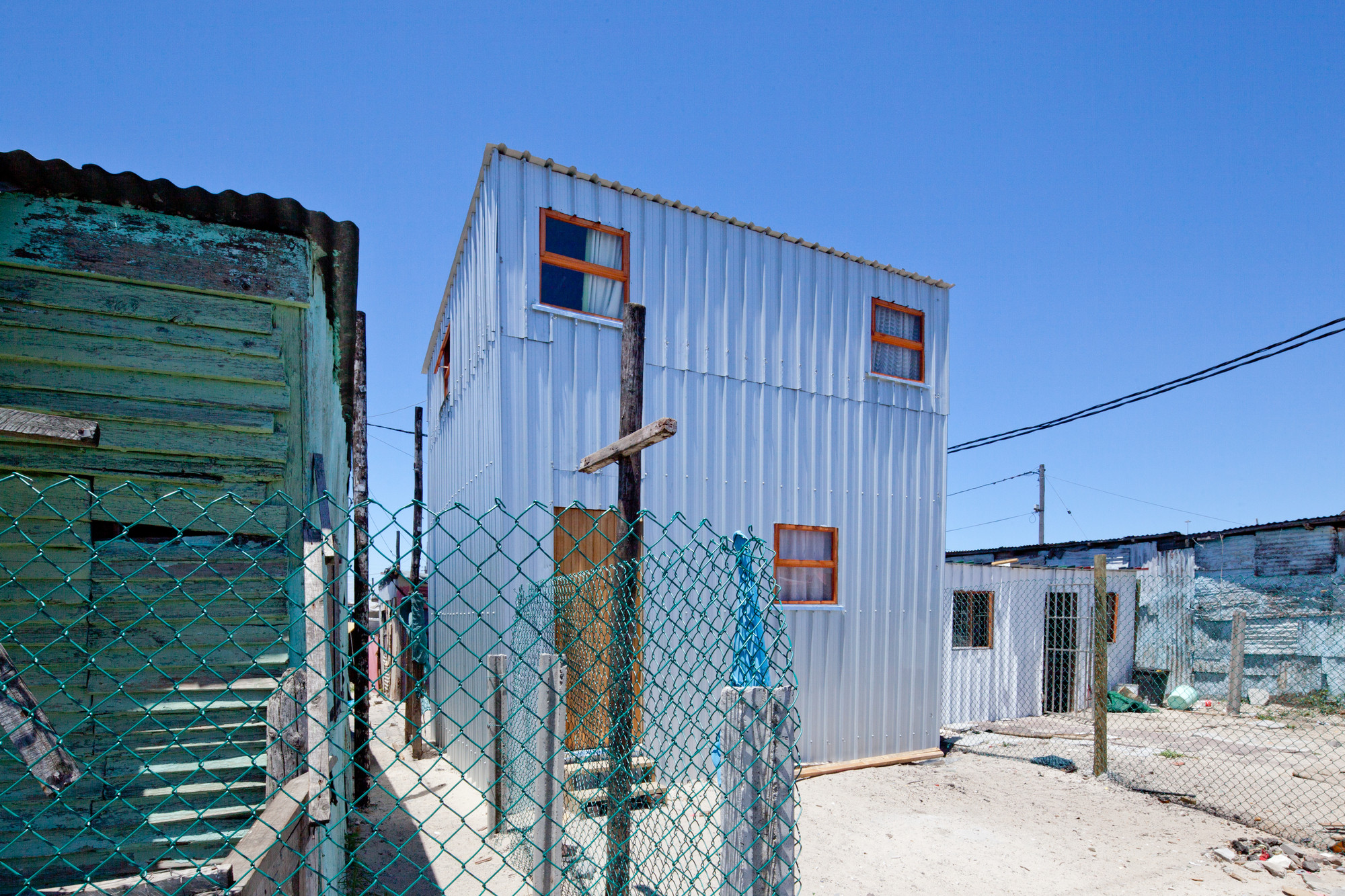 gallery of urban think tank takes on housing in south africa s