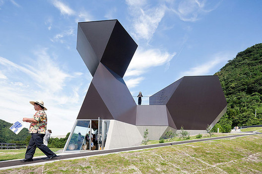Toyo Ito Museum of Architecture (Click image for a preview of Ito's work). Image © Iwan Baan
