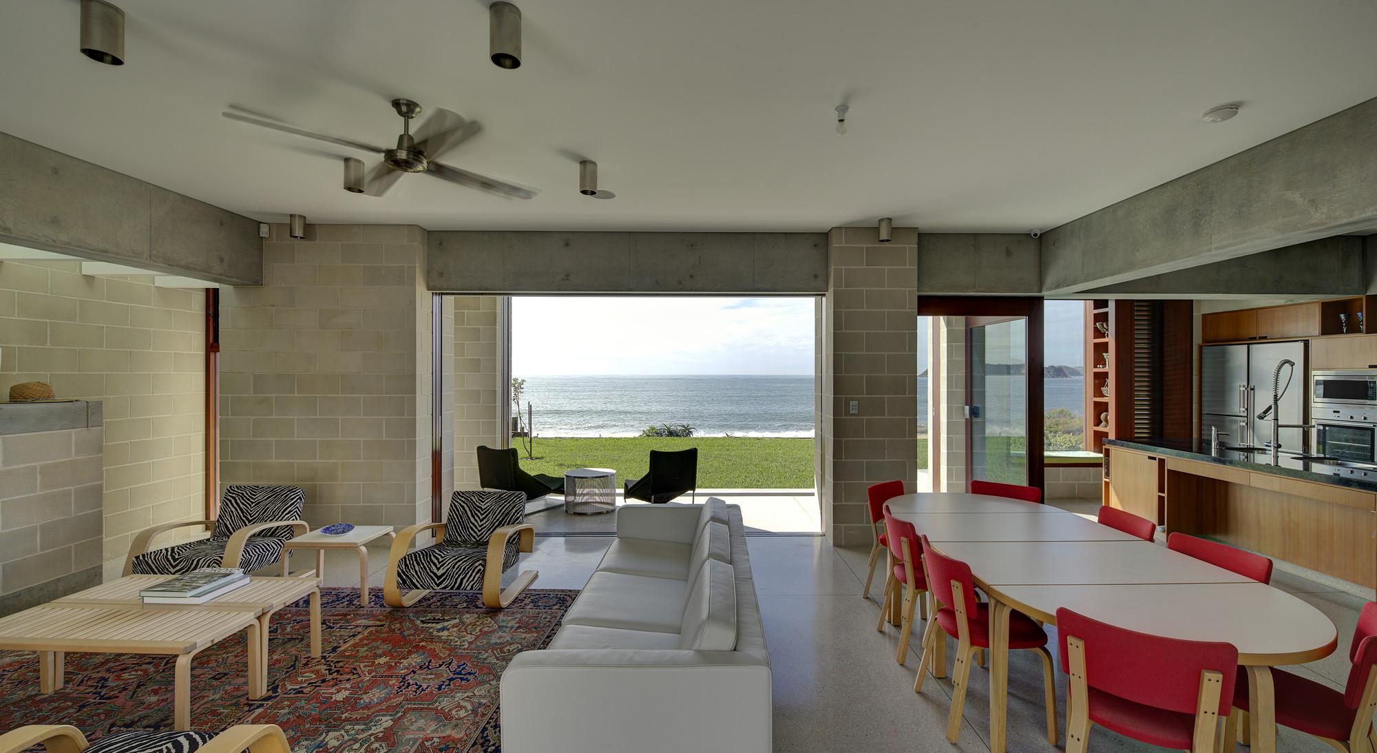Galeria De Casa Block Porebski Architects 5