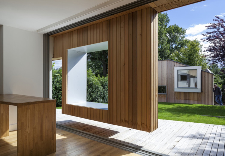Cut and Frame / Ashton Porter Architects, © Andy Stagg