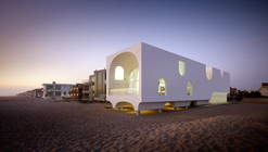 Casa Vault / Johnston Marklee