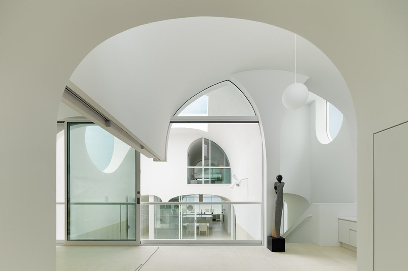 Outstanding Gallery Of Vault House Johnston Marklee 7 Download Free Architecture Designs Scobabritishbridgeorg
