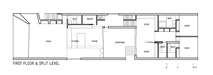 Great First Floor Plan