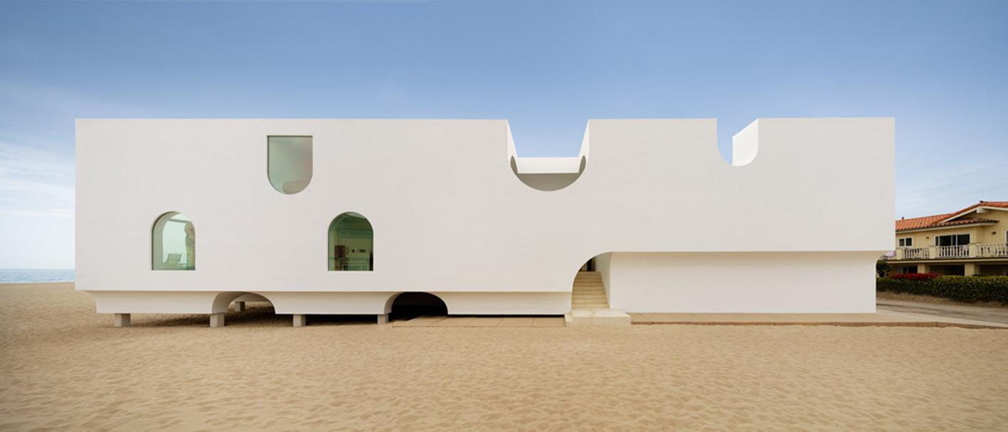 Fabulous Gallery Of Vault House Johnston Marklee 6 Download Free Architecture Designs Scobabritishbridgeorg