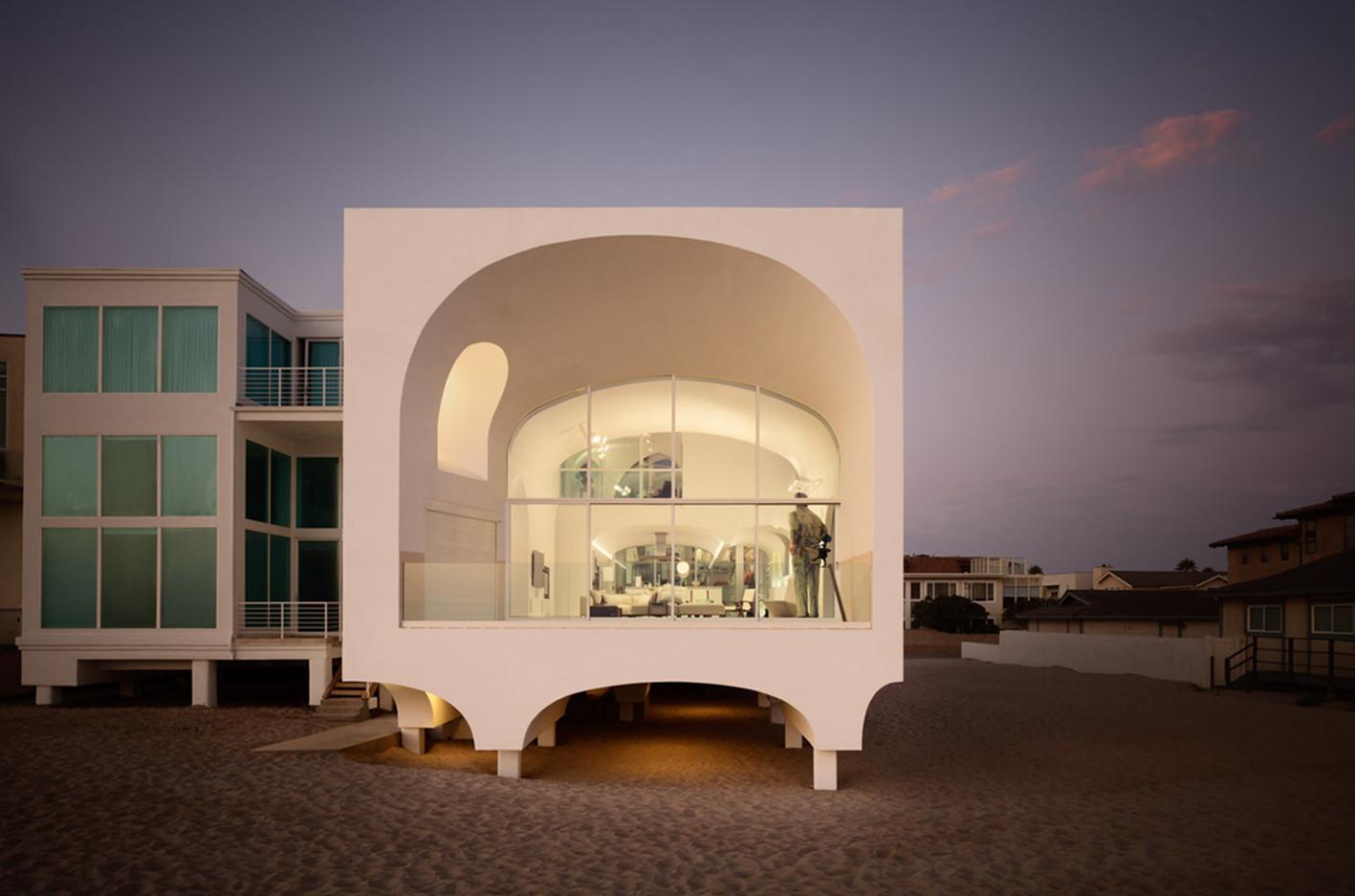Fantastic Gallery Of Vault House Johnston Marklee 10 Download Free Architecture Designs Scobabritishbridgeorg