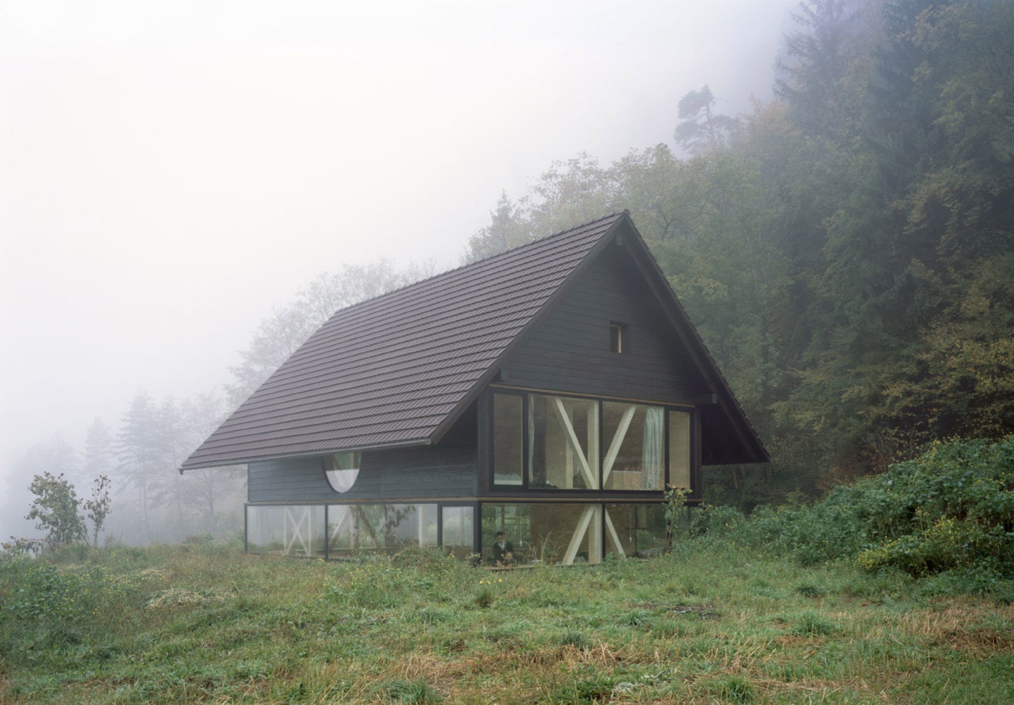 Gallery Of House In Balsthal Pascal Flammer 4