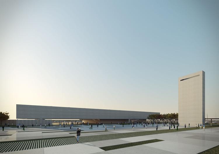 Resultados do Concurso Centro Cultural de Eventos e Exposições – Cabo Frio, Nova Fribugo e Paraty, Estúdio 41 Arquitetura - Cabo Frio. Image Cortesia de IAB