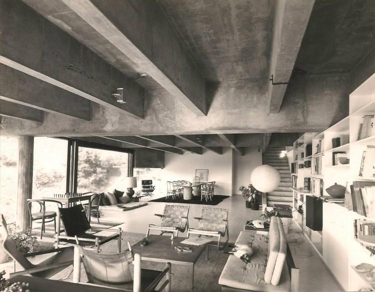 Clássicos da Arquitetura: Seis Casas de Arquiteto, © José Moscardi