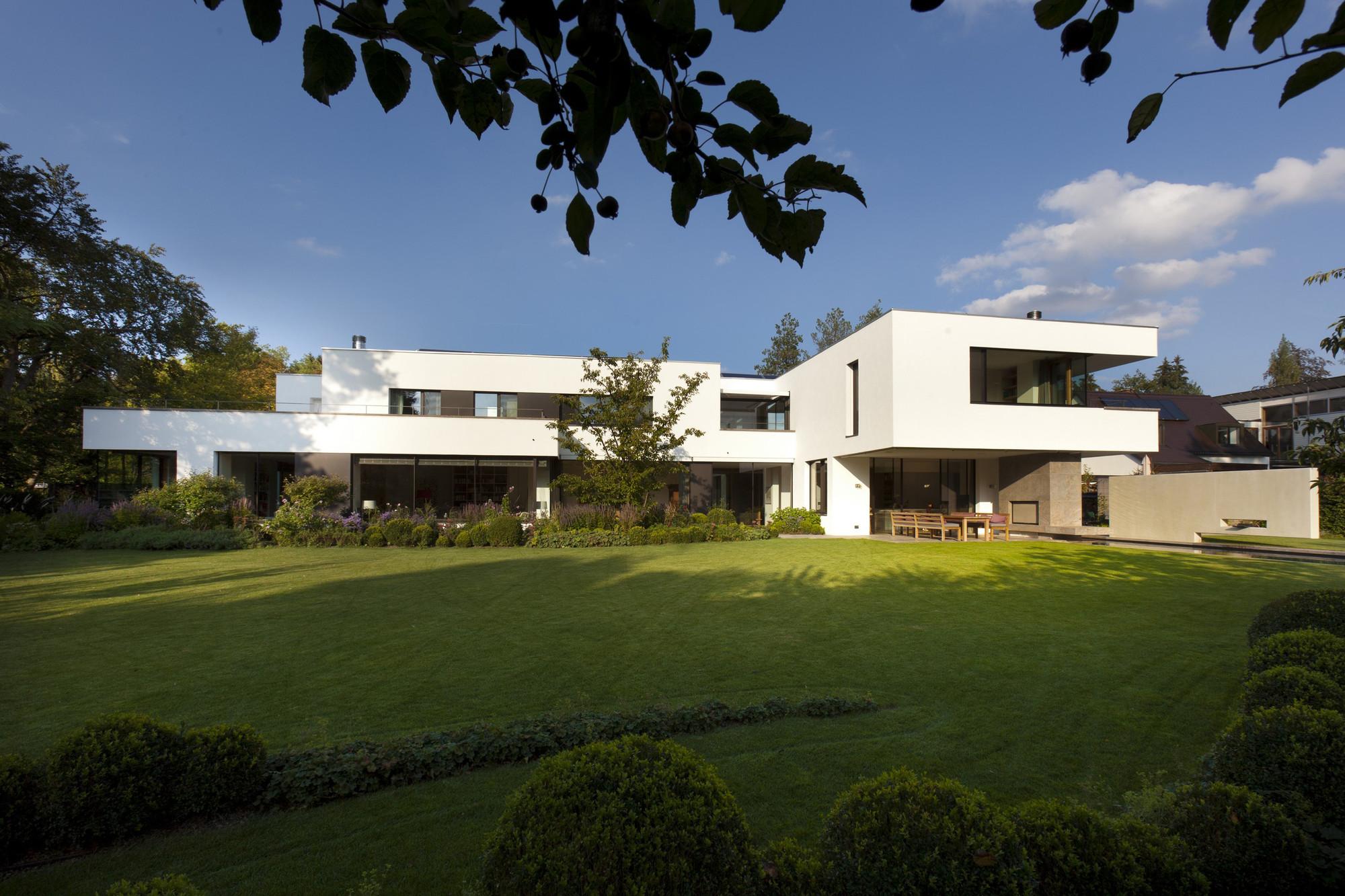 House I / Stephan Maria Lang, © Hans Kreye