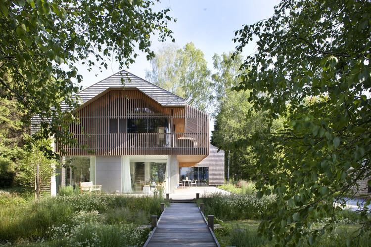 Casa K  / Stephan Maria Lang, © Hans Kreye