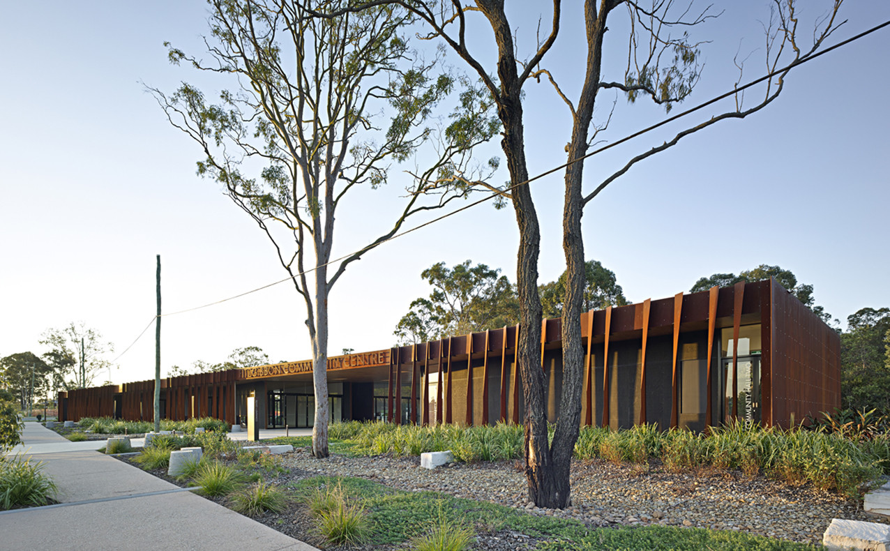 Fitzgibbon Community Center  / Richard Kirk Architect, Courtesy of Richard Kirk Architect