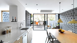 Hackney Townhouse  / ZCD Architects