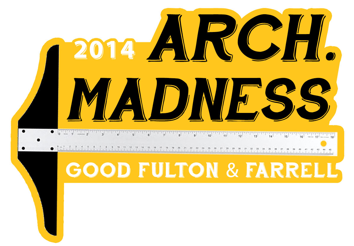 "Choose Your Final Four in ""Arch Madness"", Courtesy of Good Fulton & Farrell, Inc."
