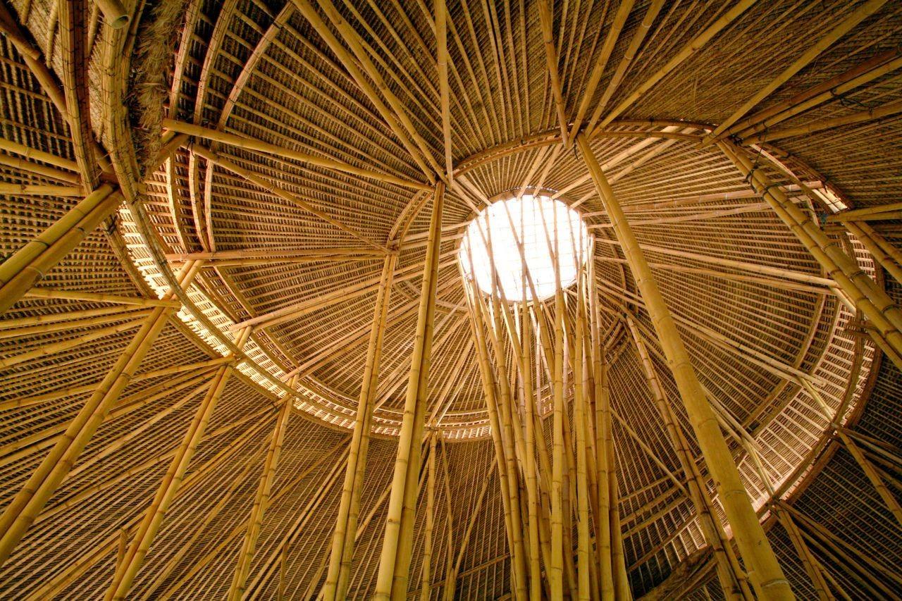 ¿Cómo unir las varas de Bambú?