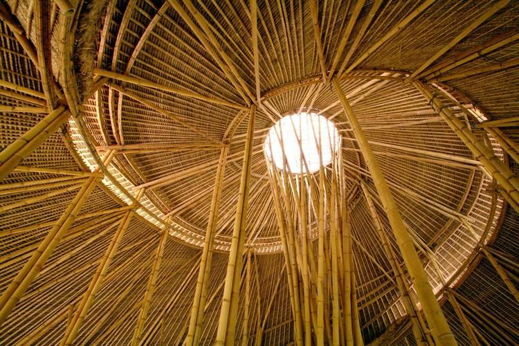 ¿Cómo unir las varas de Bambú?, © Jimbawan