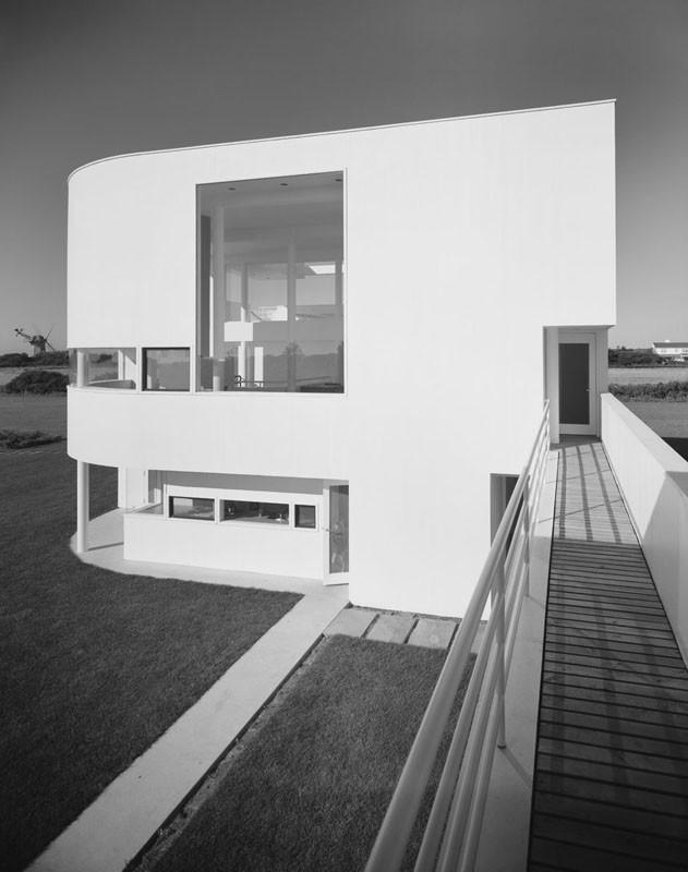 Gallery of ad classics saltzman house richard meier for Ad architects