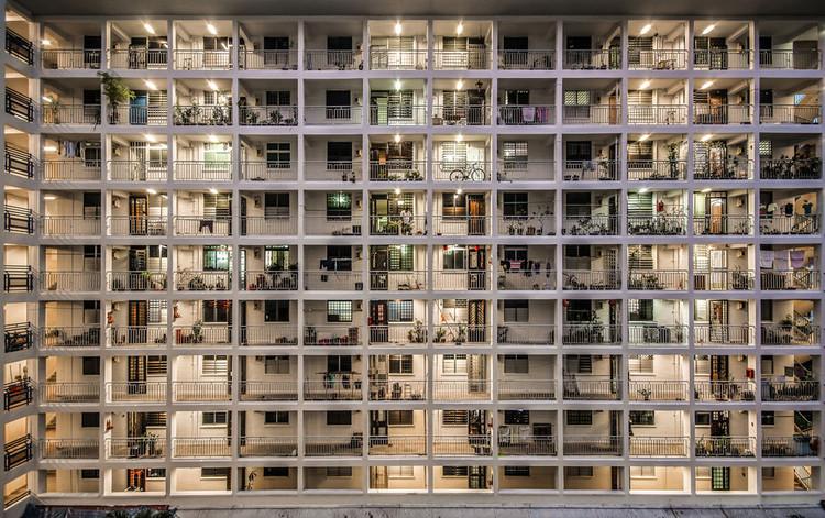 Fotografia do conjunto Jalan Bukit Ho Swee é premiada no Sony World Photography Award, Third Place, Singapore, National Awards: Jalan Bukit Ho Swee. Image © Daniel Chia, 2014 Sony World Photography Awards