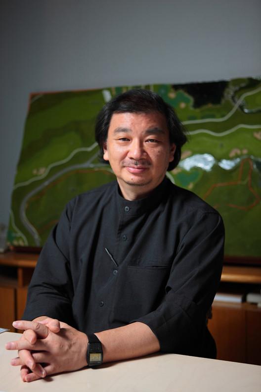 Shigeru Ban recebe o Prêmio Pritzker 2014, © Shigeru Ban Architects