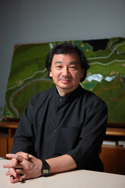 Shigeru Ban recebe o Prêmio Pritzker 2014, Cortesia de Shigeru Ban Architects
