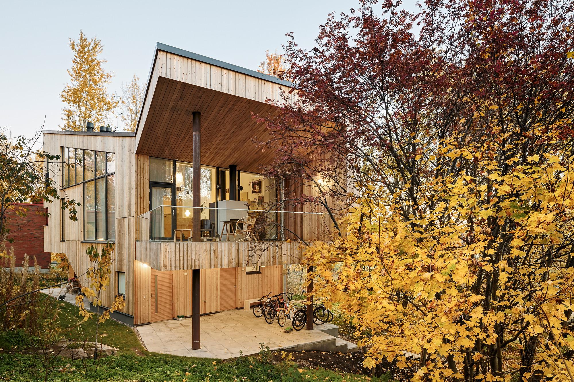 House M-M / Tuomas Siitonen Office, © Tuomas Uusheimo
