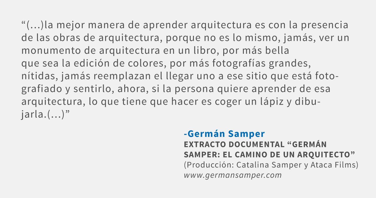 Frases: Germán Samper