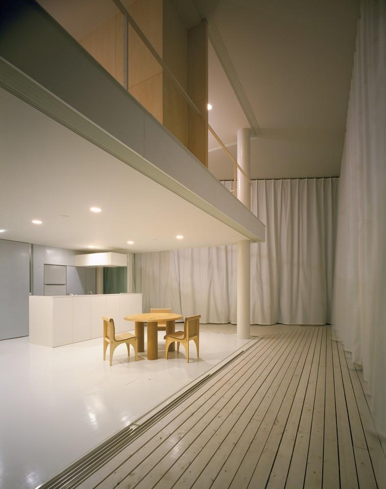 Selecao Dos Principais Projetos De Shigeru BanCurtain Wall House Image C Hiroyuki Hirai