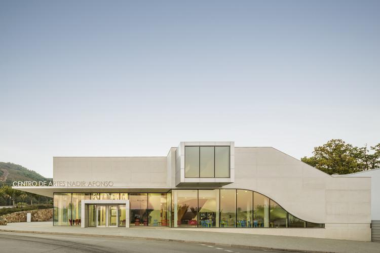 Centro De Artes Nadir Afonso / Louise Braverman, © Fernando Guerra |  FG+SG
