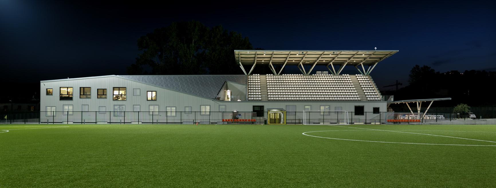 Ferdeghini Sport Complex / Frigerio Design Group, © Enrico Cano