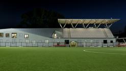 Ferdeghini Sport Complex / Frigerio Design Group