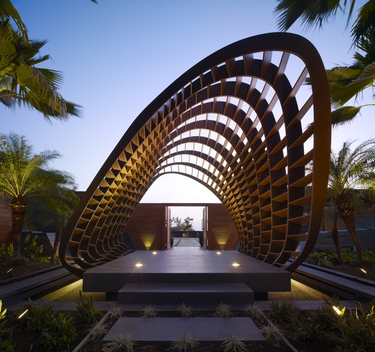 Recidencia Kona / Belzberg Architects, © Benny Chan